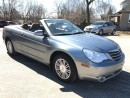 Used 2008 Chrysler Sebring Convertible - NO ACCIDENT -SAFETY & E-TESTED for sale in Cambridge, ON