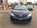 Used 2012 Toyota Corolla ONE OWNER - NO ACCIDENT -SAFETY & E-TESTED for sale in Cambridge, ON