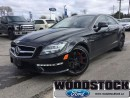 Used 2013 Mercedes-Benz CLS-Class CLS63 AMG  - Low Mileage for sale in Woodstock, ON