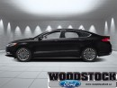 Used 2017 Ford Fusion Titanium for sale in Woodstock, ON