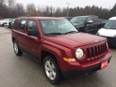 Used 2012 Jeep Patriot Sport 4x4~cd~air cond~alloy wheels~ for sale in Owen Sound, ON