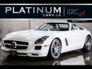 Used 2012 Mercedes-Benz SLS AMG ROADSTER, BANG&OLUFS for sale in North York, ON