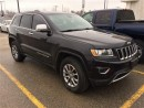 Used 2014 Jeep Grand Cherokee Limited for sale in Orillia, ON