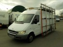 Used 2006 Dodge Sprinter 3500 Super High Ceiling 158-in. WB w/ Shelving & Exterior Rack for sale in Burnaby, BC