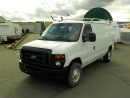 Used 2009 Ford Econoline E-250 Cargo Van w/ Shelving & Ladder Rack for sale in Burnaby, BC