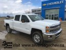 Used 2015 Chevrolet Silverado LT 2500 Crew CA Crew Cab 4WD LT for sale in Shaunavon, SK