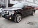 Used 2013 Ford F-150 Limited,Red Leath,NAVI,CAM for sale in Aurora, ON