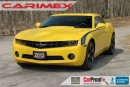 Used 2012 Chevrolet Camaro 1LT   CERTIFIED + E-Tested for sale in Waterloo, ON
