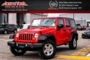 New 2017 Jeep Wrangler Unlimited NEW Car Sport S|4x4|CnnctvtyPKG|PwrCnvncePKG|CldWthrPKG for sale in Thornhill, ON