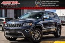 Used 2016 Jeep Grand Cherokee Limited|4x4|TrailerTowPkg|Nav|PkSense|RearCam|R-Start|18