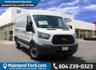New 2017 Ford TRANSIT-250 Base for sale in Surrey, BC
