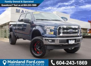 New 2017 Ford F-150 XLT BDS LIFT, FENDER FLARES for sale in Surrey, BC