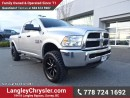 Used 2013 Dodge Ram 3500 SLT for sale in Surrey, BC