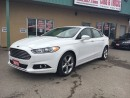 Used 2016 Ford Fusion SE for sale in Bolton, ON