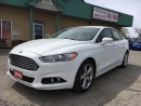 Used 2016 Ford Fusion $105.40 BI WEEKLY! $0 DOWN! CERTIFIED! for sale in Bolton, ON