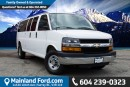 Used 2015 Chevrolet Express 3500 1LT NO ACCIDENTS, EX-RENTAL for sale in Surrey, BC