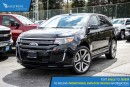 Used 2014 Ford Edge Sport Navigation, Sunroof, and Heated Seats for sale in Port Coquitlam, BC