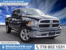 Used 2013 Dodge Ram 1500 SLT NO ACCIDENTS, LOCAL VEHICLE, ONE OWNER for sale in Surrey, BC