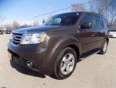 Used 2013 Honda Pilot EX-L.. 1 OWNER... LEATHER for sale in Milton, ON