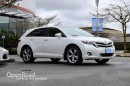 Used 2013 Toyota Venza Navi, Leather Interior, Power/Heated Front Seats, Back Up Cam, Bluetooth, Sunroof for sale in Richmond, BC