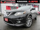Used 2014 Nissan Rogue SL, AWD, NAVIGATION, BACK UP CAMERA, LEATHER, MOONROOF, INTELLIGENT KEY for sale in Orleans, ON