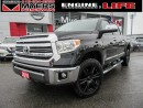 Used 2016 Toyota Tundra Platinum , 1794 edition, Nav, Leather, sunroof, Black Alloy's for sale in Orleans, ON