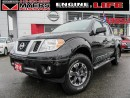Used 2016 Nissan Frontier Pro-4x , Nav, Leather, remote start!! Nice truck for sale in Orleans, ON