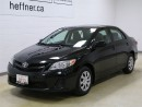 Used 2013 Toyota Corolla CE with Power Sun Roof for sale in Kitchener, ON