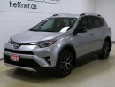 Used 2016 Toyota RAV4 SE with Navigation for sale in Kitchener, ON