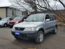 Used 2001 Honda CR-V EX...cert&etested for sale in Oshawa, ON