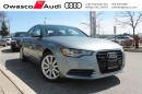 Used 2014 Audi A6 3.0 TFSI Progressiv quattro w/ Technology Package for sale in Whitby, ON