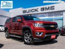 Used 2016 Chevrolet Colorado 4WD Z71/CREW CAB for sale in North York, ON