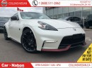 Used 2015 Nissan 370Z NISMO | ALLOYS | NAVI | LOCAL TRADE | ONE OWNER for sale in St Catharines, ON