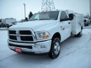 Used 2011 Dodge Ram 3500 SLT | 11' Wilcox Service Body for sale in Stratford, ON