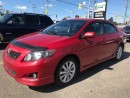 Used 2009 Toyota Corolla S l SPOILER l ALLOY WHEELS for sale in Waterloo, ON