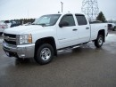 Used 2008 Chevrolet Silverado 2500 LT Crew Cab 4x4 for sale in Stratford, ON