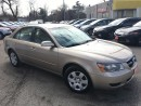 Used 2006 Hyundai Sonata GL/AUTO/LOADED/1 YEAR WARRANTY for sale in Scarborough, ON