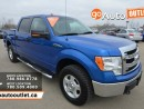 Used 2013 Ford F-150 XLT 4x4 SuperCrew Cab 5.5 ft. box 145 in. WB for sale in Edmonton, AB