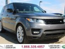 Used 2014 Land Rover Range Rover Sport V8 Supercharged Dynamic - CPO 6yr/160000kms manufacturer warranty included until March 20, 2020! CPO rates starting at 1.9%! Local One Owner Trade In | No Accident Claims | 3M Protection Applied | Remote Starter Installed | Navigation | Back Up Came for sale in Edmonton, AB