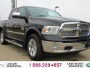 Used 2015 Dodge Ram 1500 Laramie HEMI - Local One Owner Trade In | No Accidents | Heated/Cooled Front Seats | Heated Rear Seats | Heated Steering Wheel | Dual Zone Climate Control with AC | Factory Remote Starter | Navigation | Back Up Camera | Parking Sensors | Box Liner | Trail for sale in Edmonton, AB