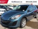 Used 2011 Mazda MAZDA3 GX for sale in Edmonton, AB