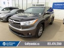 Used 2015 Toyota Highlander LE for sale in Edmonton, AB