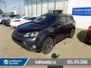 Used 2013 Toyota RAV4 Sunroof/Heated Seats/Back up Camera for sale in Edmonton, AB
