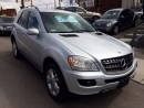 Used 2008 Mercedes-Benz ML 320 DIESEL AWD--CERTIFIED & E-TESTED-EASY FINANCING for sale in York, ON
