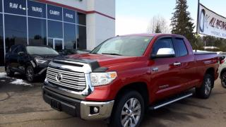 Used 2016 Toyota Tundra Limited  for sale in Ottawa, ON