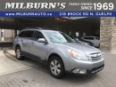 Used 2010 Subaru Outback 2.5i Sport w/Limited Pkg/Multimedia for sale in Guelph, ON
