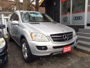 Used 2008 Mercedes-Benz ML 320 AWD-DIESEL-CERTIFIED & E-TESTED-EASY FINANCING for sale in York, ON