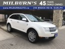 Used 2010 Lincoln MKX Base for sale in Guelph, ON