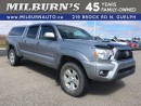 Used 2015 Toyota Tacoma V6 / 4X4 for sale in Guelph, ON