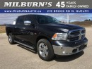 Used 2015 Dodge Ram 1500 BIG HORN for sale in Guelph, ON